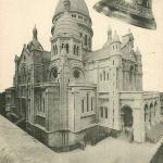 30 - PARIS - La Basilique du Sacré-Coeur de Montmartre - La Savoyarde