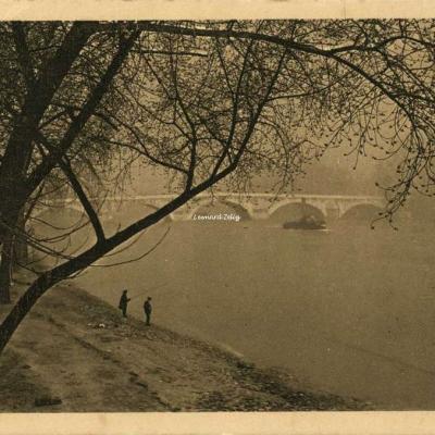 31 - Bois de Boulogne  - Lac St-James