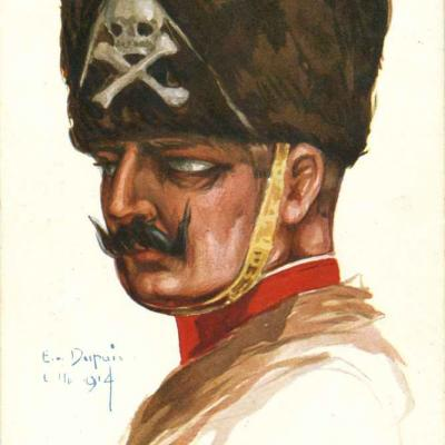 31 - Hussard de la Mort