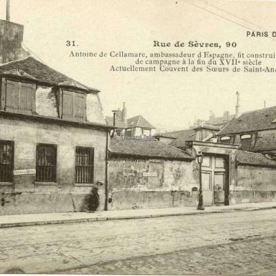 31 - Rue de Sèvres, 90