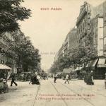 31 - Traversée du Faubourg du Temple à l'Avenue Parmentier