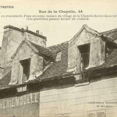 32 - Rue de la Chapelle, 28