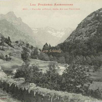 322 - Vallée d'Orlu, près Ax-les-Thermes