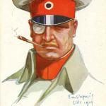 33 - Officier d'état-major (allemand)