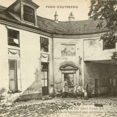 33 - Rue Saint-Blaise, 5
