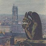 33 (S2) - Notre-Dame de Paris, Chimère le Stryge