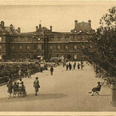 333 - Le Palais et le Jardin du Luxembourg