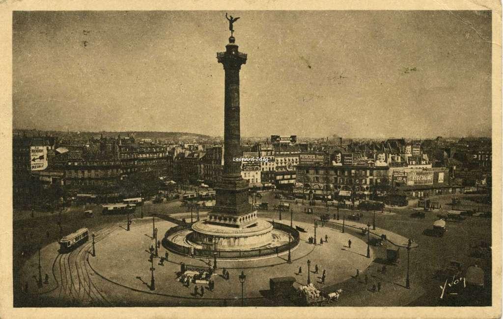 337 - Place de la Bastille