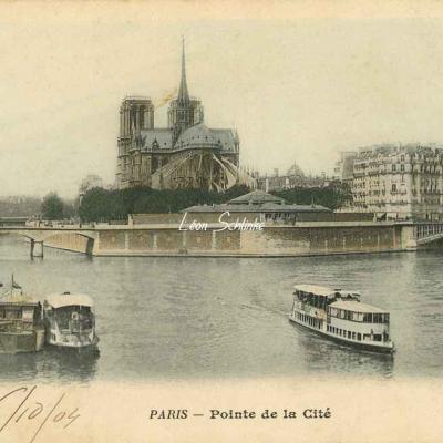 34 - Pointe de la Cité