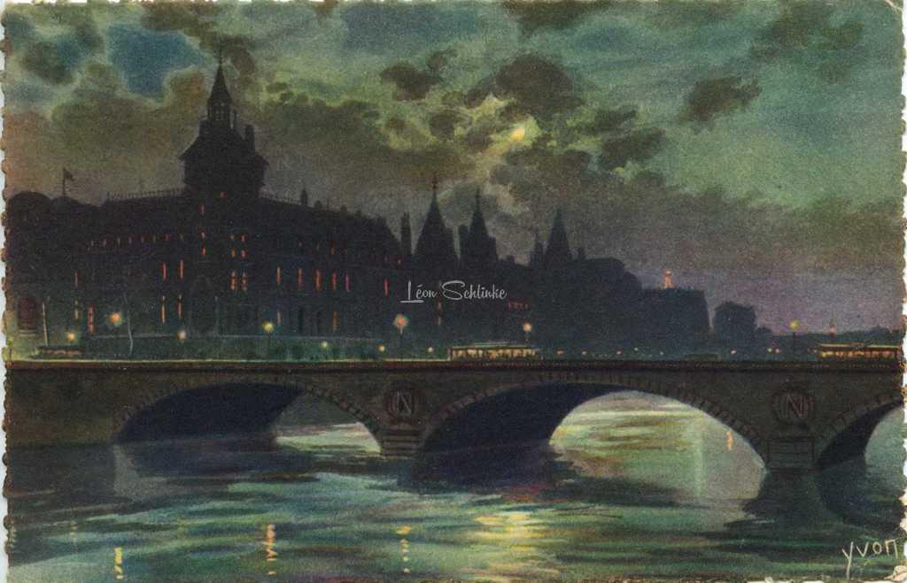 34 - Pont au Change - La Conciergerie