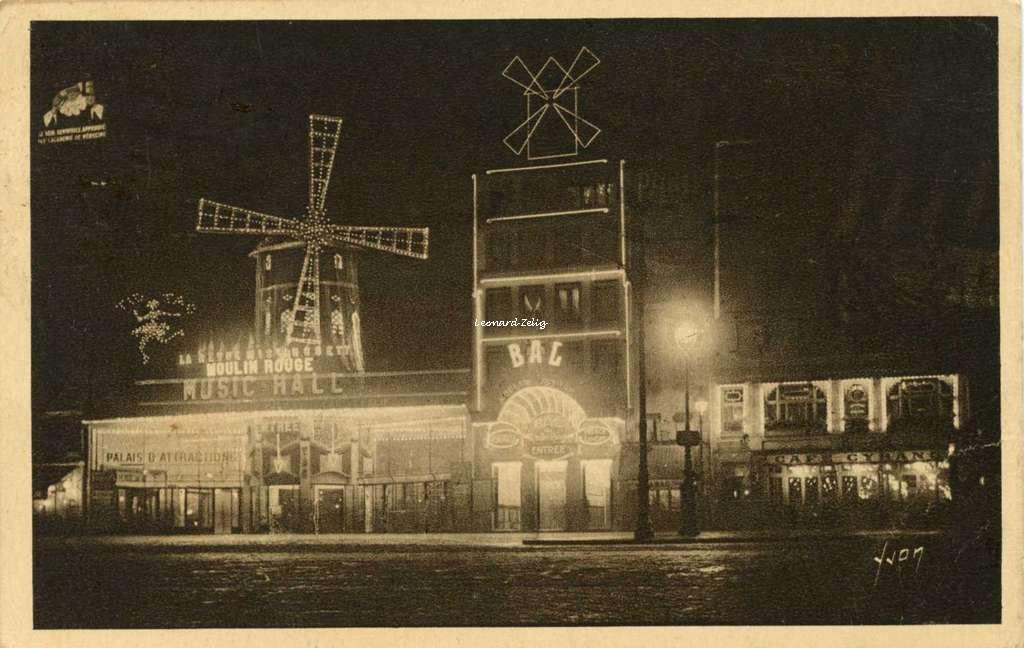 345 - Le Moulin Rouge