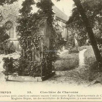 35 - Cimetière de Charonne