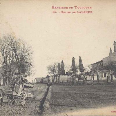 35 - Eglise de Lalande