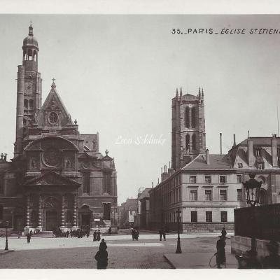 35 - Eglise St-Etienne du Mont