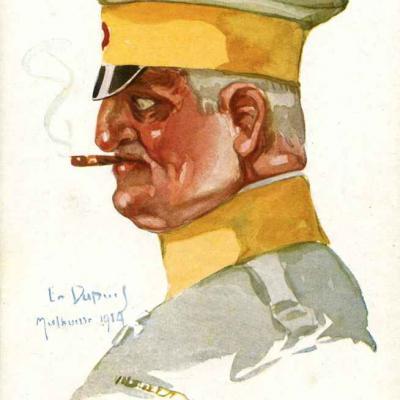 35 - Inspecteur de cavalerie (allemand)