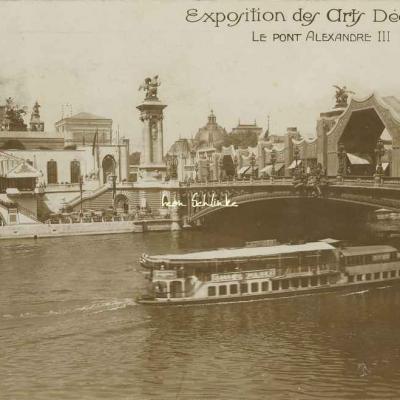 35 - Le Pont Alexandre III