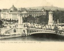 35 - PARIS - Le Petit Palais, prés du Pont Alexandre III