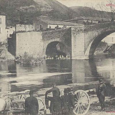 36 - Avant le Passage de la Rivière