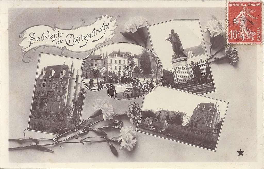 36 - Châteauroux
