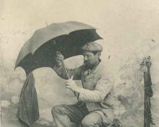 36 - Raccommodeur de parapluies
