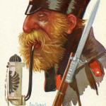 36 - Soldat d'infanterie (landsturm bavarois)