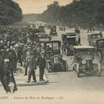 37 - PARIS - Avenue du Bois de Bloulogne