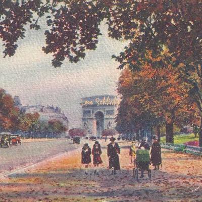 37 (S2) - L'Avenue du Bois de Boulogne