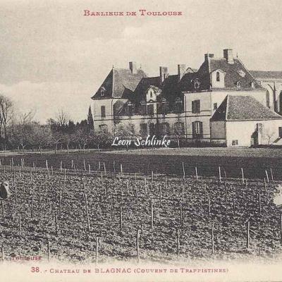 38 - Château de Blagnac (Couvent de Trappistines)