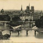 38 - PARIS - La Cité