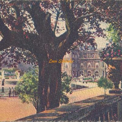 38 (S2) - Jardin du Luxembourg