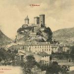 39 - Le Château vu de Montgauzy