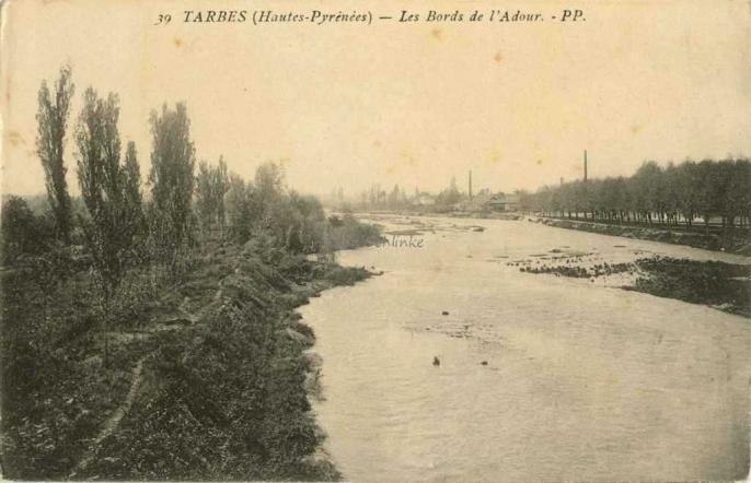 39 - Les Bords de l'Adour