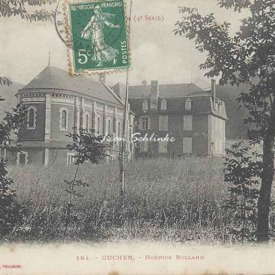 4 - 164 - Guchen, Hospice Rolland