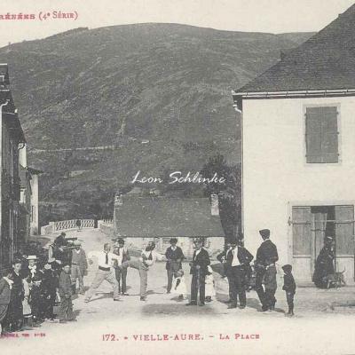 4 - 172 - Vielle-Aure - La Place
