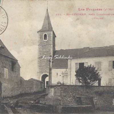 4 - 193 - St-Arroman près Labarthe de Neste