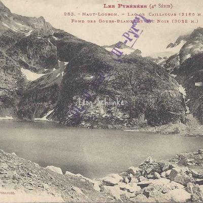 4 - 283 - Haut-Louron - Lac de Caillaous