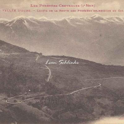 4 - 302 - Vallée d'Aure - Lacets du Col d'Aspin