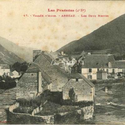 4 - 47 - Vallée d'Aure - Arreau - Les deux Nestes