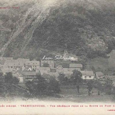4 - 49 - Vallée d'Aure, Tramezaygues