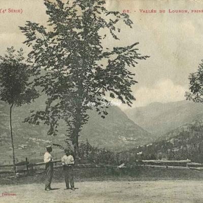 4 - 68 - Vallée du Louron, prise de Loudervielle