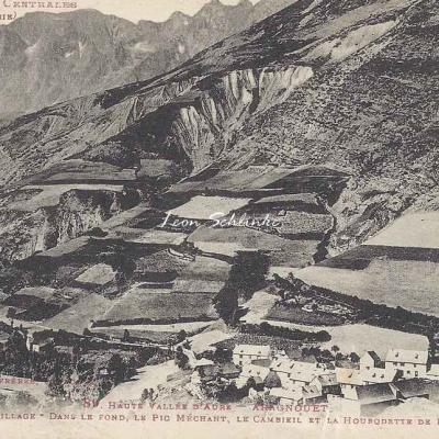 4 - 89 - Haute Vallée d'Aure - Aragnouet