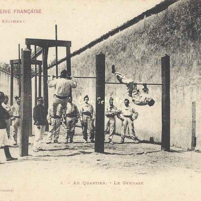 4 - Au Quartier - Le Gymnase