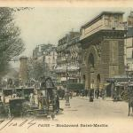 4 - Boulevard Saint-Martin