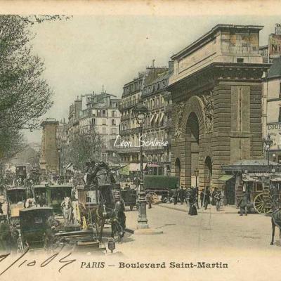 BF Paris - Série colorisée