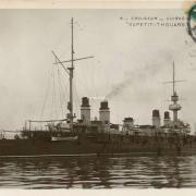 4 - Croiseur - Cuirassé Dupetit-Thouars