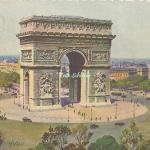 YVON - Paris en flanant (Aquarelles ca.1930)