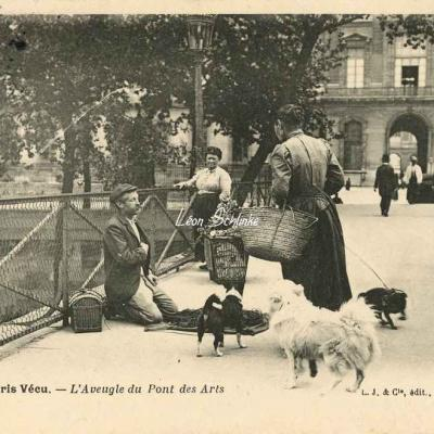 4 - L'Aveugle du Pont des Arts