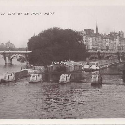 4 - La Cité et le Pont-Neuf