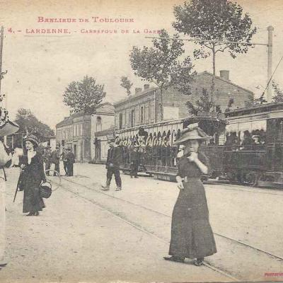 4 - Lardenne - Carrefour de la Gare