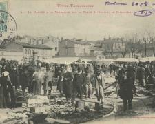 4 - Le Marché à la Ferraille sur la Place St-Sernin